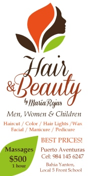 Hair & Beauty By Maria Rojas